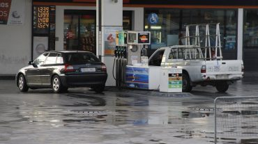 Las gasolineras granadinas, céntimo a céntimo