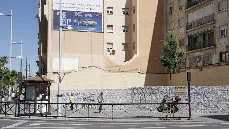 """IU denuncia que el Ayuntamiento venda el solar de la antigua gasolinera de Recogidas """"dos millones por debajo de su valor"""""""