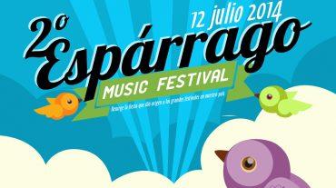 Llega el II Espárrago Music Festival a la comarca del poniente granadino
