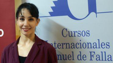 Tamara Rojo, Medalla de Honor 2014 del Festival de Granada