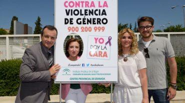 La Junta y la Universidad se unen contra la violencia de género en 'Yo doy la cara'