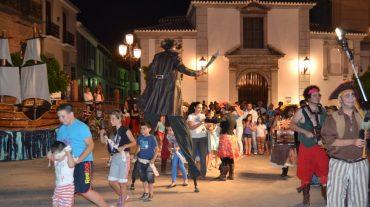 Unas 1.800 personas han participado en el programa 'Vive el verano en Pinos Puente'