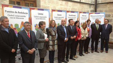 Valderrubio, distinguido con los Premios EducaCiudad por su compromiso con la enseñanza