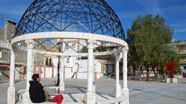 Más amplitud y menos barreras arquitectónicas en laplaza de la Cañadillade Huétor Vega