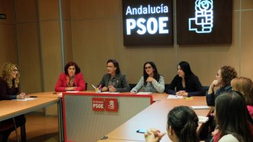 El PSOE de Granada se suma a la marcha estatal contra la violencia machista